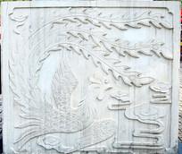 凤凰壁画石刻