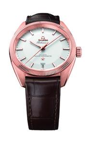 欧米茄星座系列尊霸腕表金款