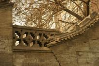 古旧的砖房