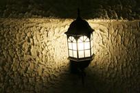 仿古式样壁灯