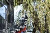 中国古建筑飞檐