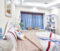 现代卧室装修风格
