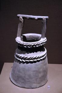成汉时期陶井