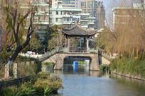 水上亭子桥