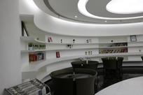 现代简约办公室休闲区