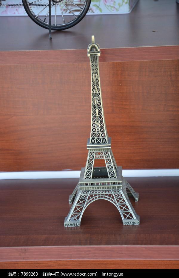 埃菲尔铁塔模型