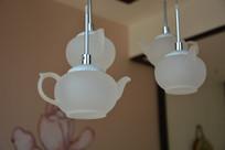 茶壶形吊灯