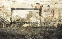 韩迭墓壁画