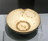 晋察冀边区第二届群英会奖励的瓷碗