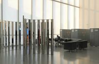 龙美术馆室内装置
