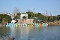宁波儿童公园水上游乐