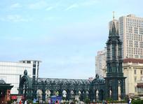 铁艺欧式金属塔