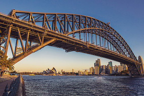 澳大利亚悉尼大桥