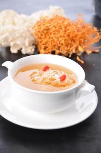 绣球菌皇汤