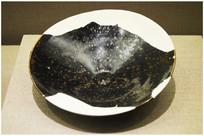 北宋黑釉酱斑碗