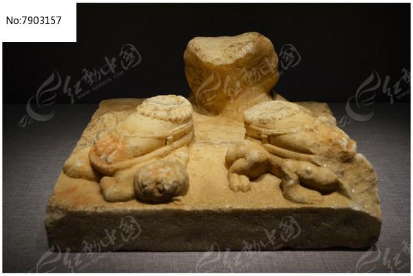 石雕佛像底座