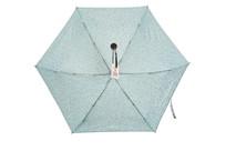 绿色花边雨伞