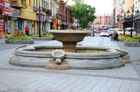 欧式喷泉池