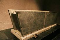 古代升天画石棺
