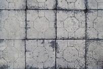 灰色的瓷砖背景