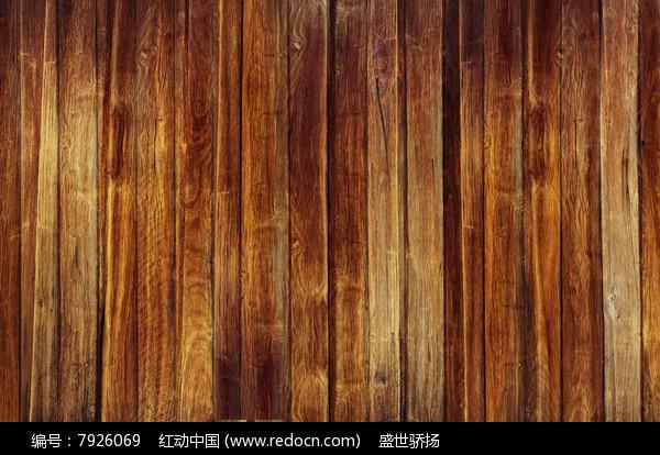 旧木条背景图片