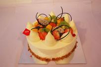 水果奶油蛋糕 夹心