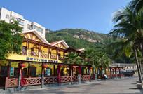 珠海外伶仃餐馆