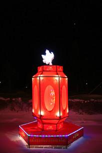 节日红灯笼
