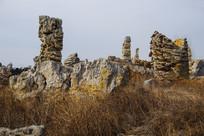 山间灵璧原石