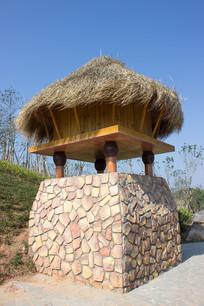 河池园粮仓建筑