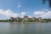 集美大学教学楼主楼