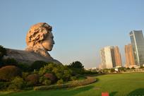 毛泽东雕塑