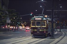 墨尔本有轨电车
