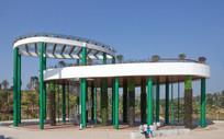 钦州园特色建筑