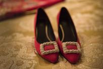 新娘高跟鞋