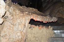 鳄鱼嘴钟乳石