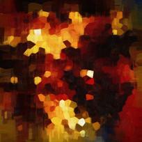 抽象油画 欧美抽象油画 抽象画背景墙壁画
