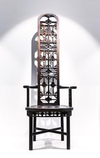 花骨朵艺术木椅