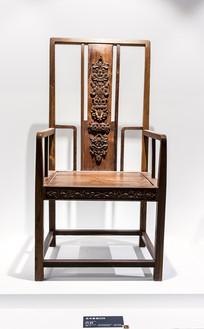 饕餮纹艺术木椅