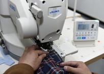 电子缝纫机制作衣服