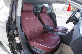 驾驶室紫色汽车坐垫