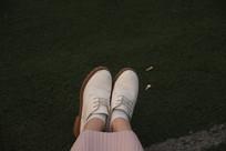 女性的鞋子