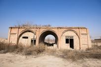 陕西土窑洞遗址