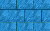 蓝色纹理石纹