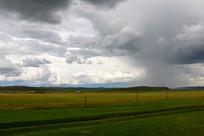 呼伦贝尔大草原风景