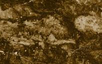 老石墙纹理
