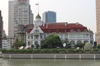上海外滩遗留洋楼