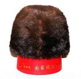 盛锡福皮帽