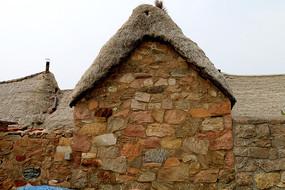 石头房模板