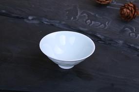 影青凤凰单杯